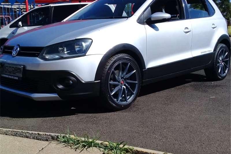 VW Polo Hatch Cross 2014