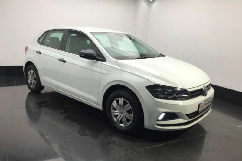 2018 VW Polo hatch POLO 1.0 TSI TRENDLINE