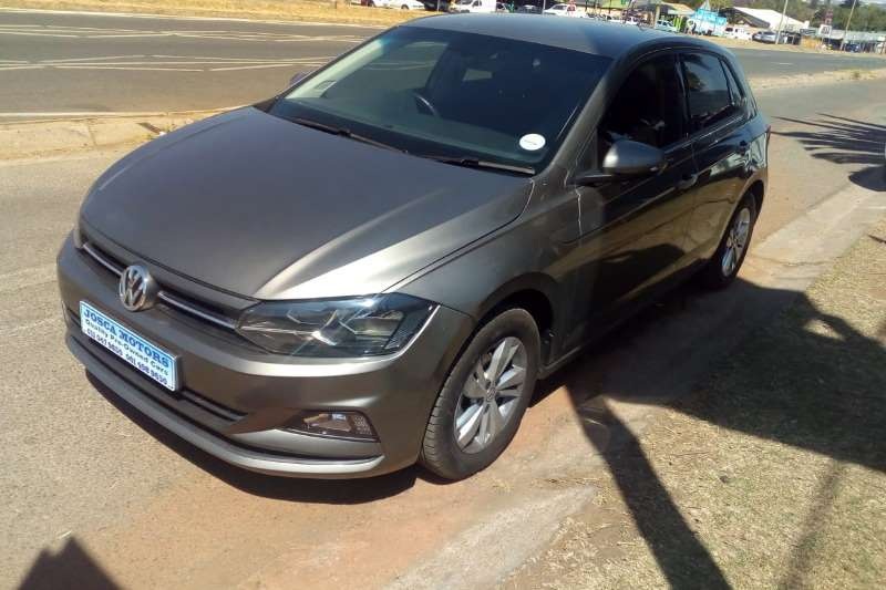 2018 VW Polo hatch POLO 1.0 TSI HIGHLINE (85KW)