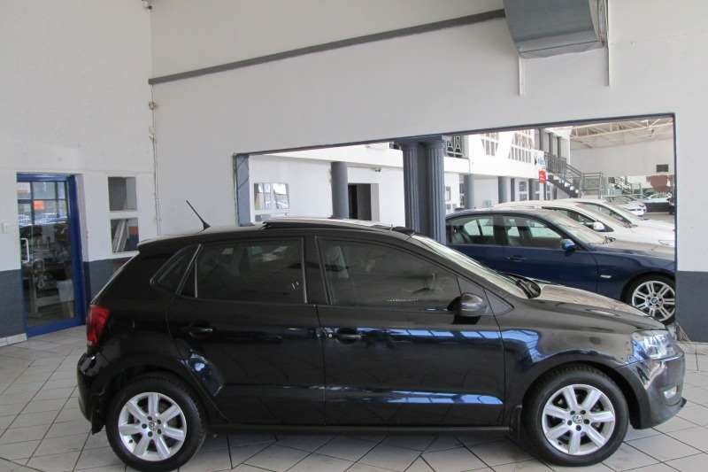 2013 VW Polo hatch