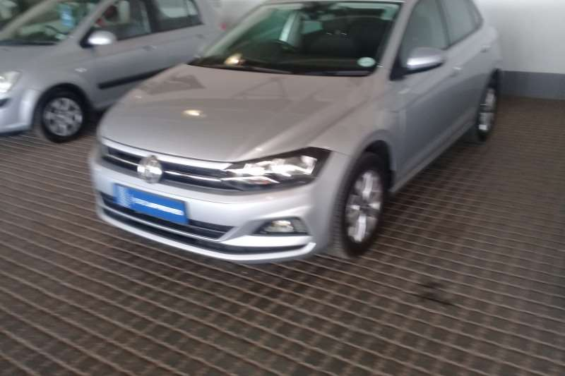 2018 VW Polo hatch POLO 1.0 TSI COMFORTLINE DSG