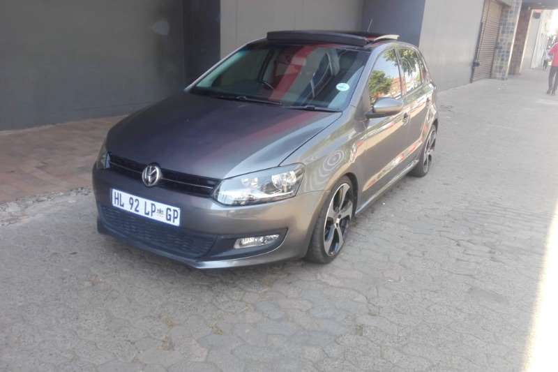 2012 VW Polo hatch