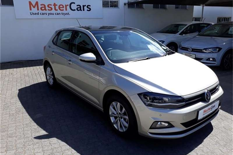 2019 VW Polo hatch POLO 1.0 TSI COMFORTLINE