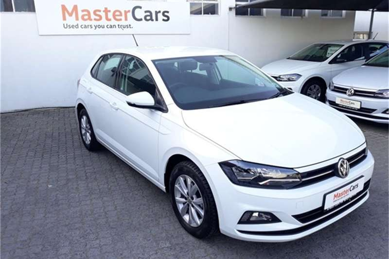 2019 VW Polo hatch POLO 1.0 TSI COMFORTLINE DSG