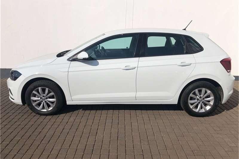 2018 VW Polo hatch POLO 1.0 TSI COMFORTLINE DSG