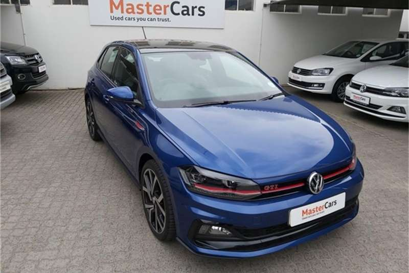 2019 VW Polo hatch POLO 2.0 GTI DSG (147KW)