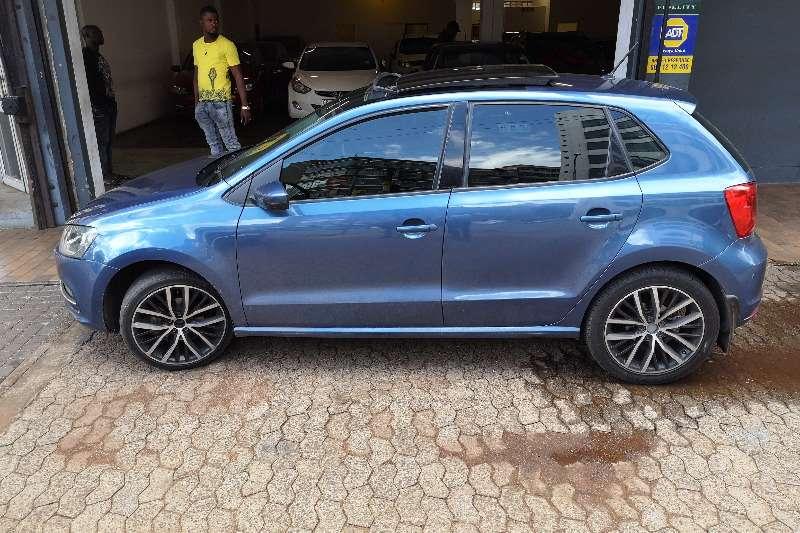 2015 VW Polo hatch