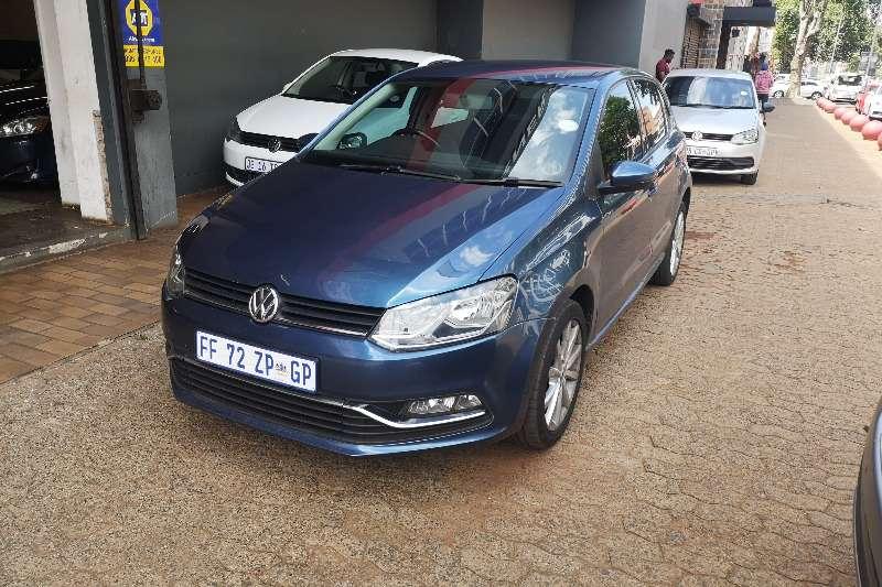 2016 VW Polo hatch