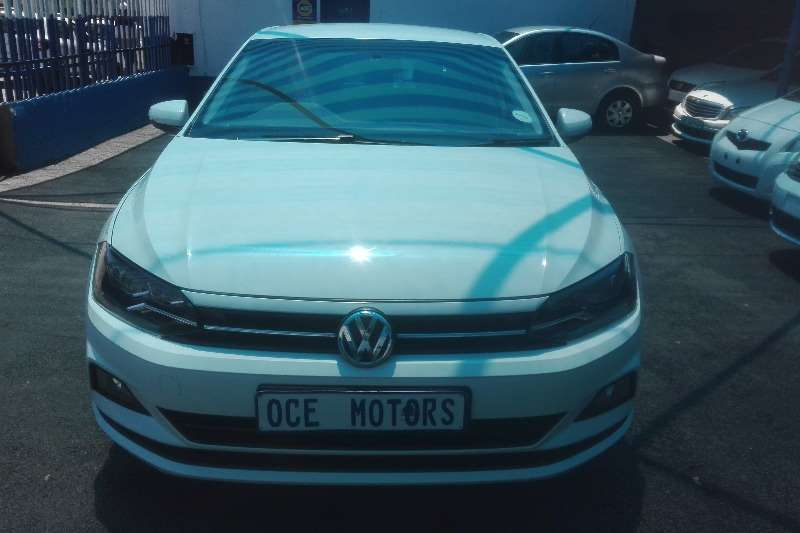 2018 VW Polo hatch