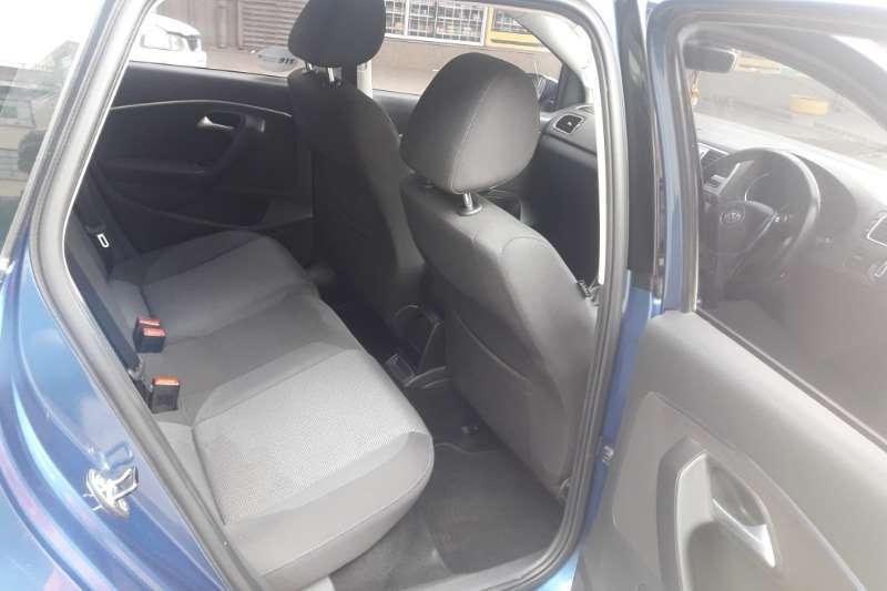 2013 VW Polo hatch POLO 1.0 TSI HIGHLINE (85KW)