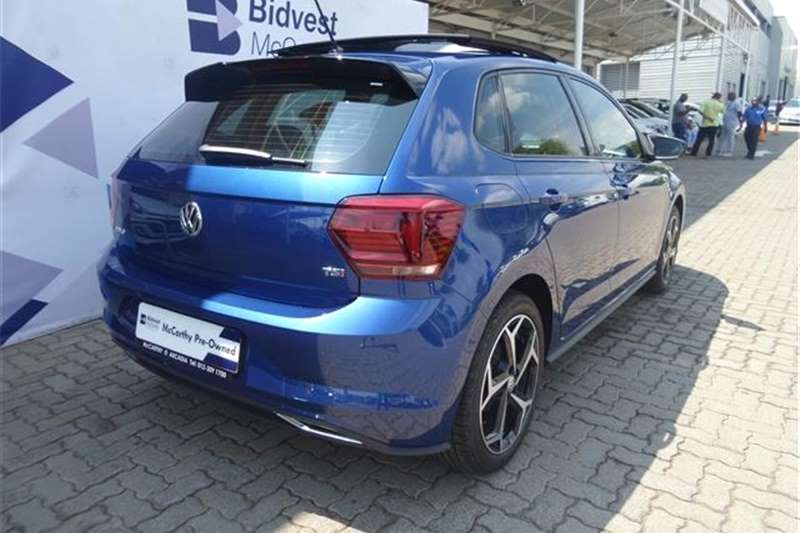 2019 VW Polo hatch POLO 1.0 TSI HIGHLINE DSG (85KW)