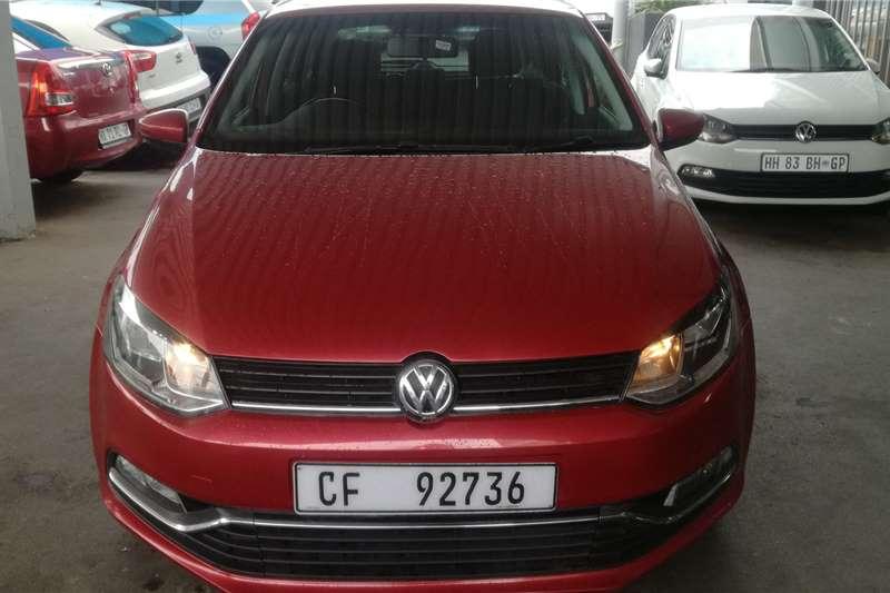 2015 VW Polo hatch POLO 1.0 TSI TRENDLINE