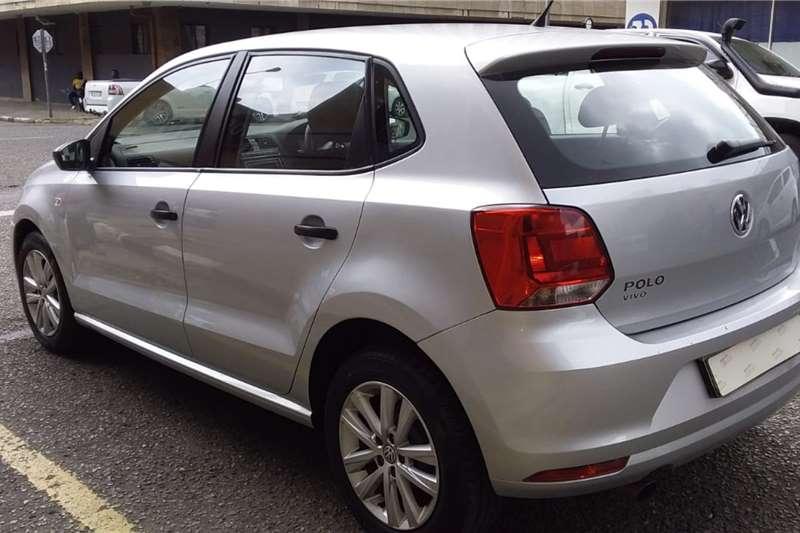 2014 VW Polo hatch