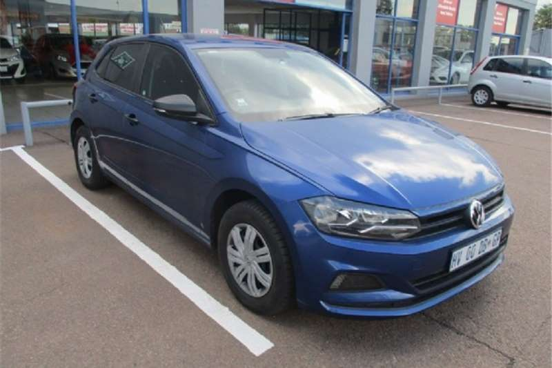 2019 VW Polo hatch POLO 1.0 TSI TRENDLINE