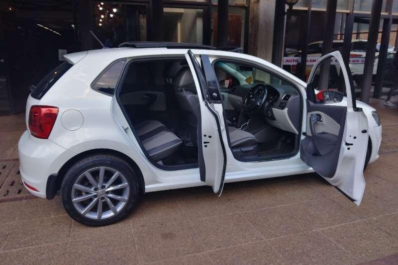 2017 VW Polo hatch POLO 1.0 TSI COMFORTLINE