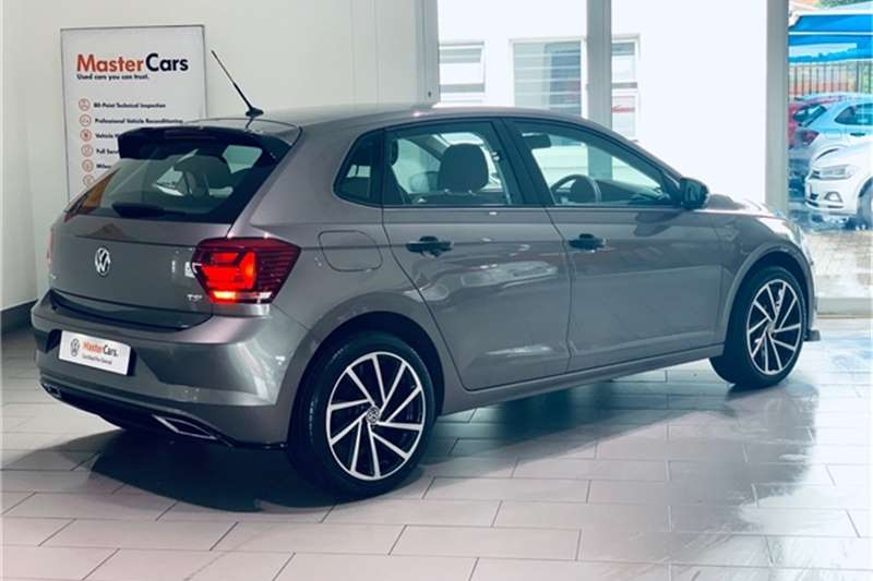 2020 VW Polo hatch