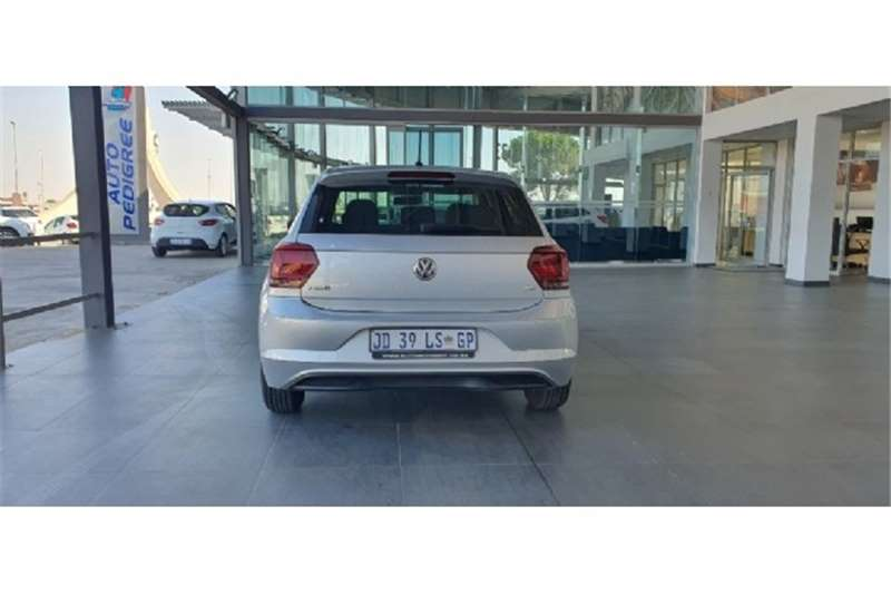2019 VW Polo hatch