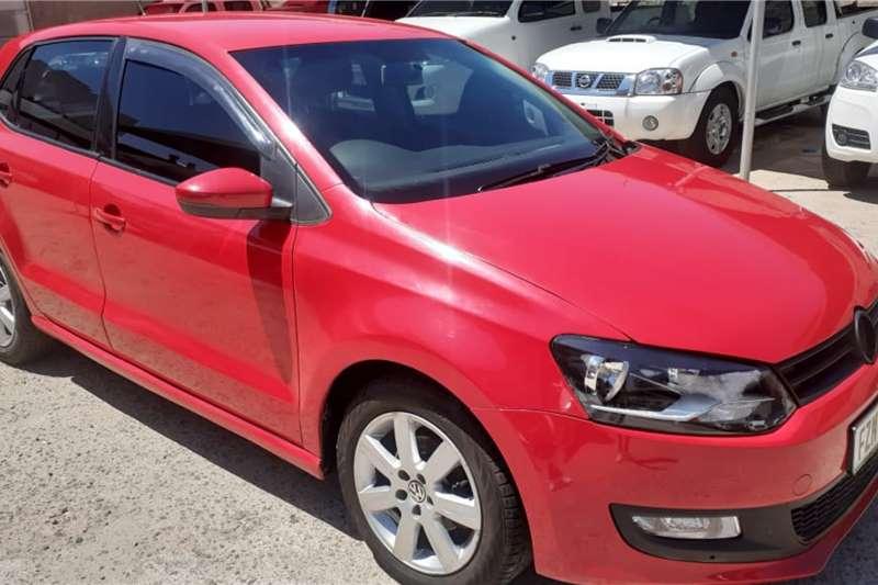 Used 2013 VW Polo Hatch POLO 1.0 TSI COMFORTLINE