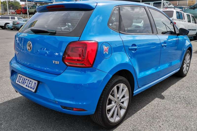 VW Polo Hatch POLO 1.0 TSI COMFORTLINE 2015