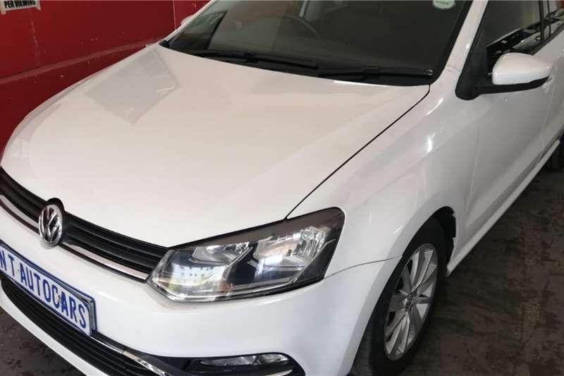 Used 2015 VW Polo Hatch POLO 1.0 TSI COMFORTLINE
