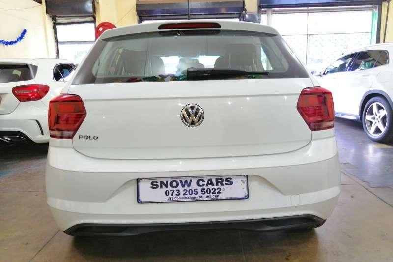 VW Polo Hatch POLO 1.0 TSI COMFORTLINE 2016