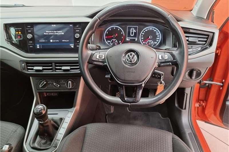 Used 2018 VW Polo Hatch POLO 1.0 TSI COMFORTLINE