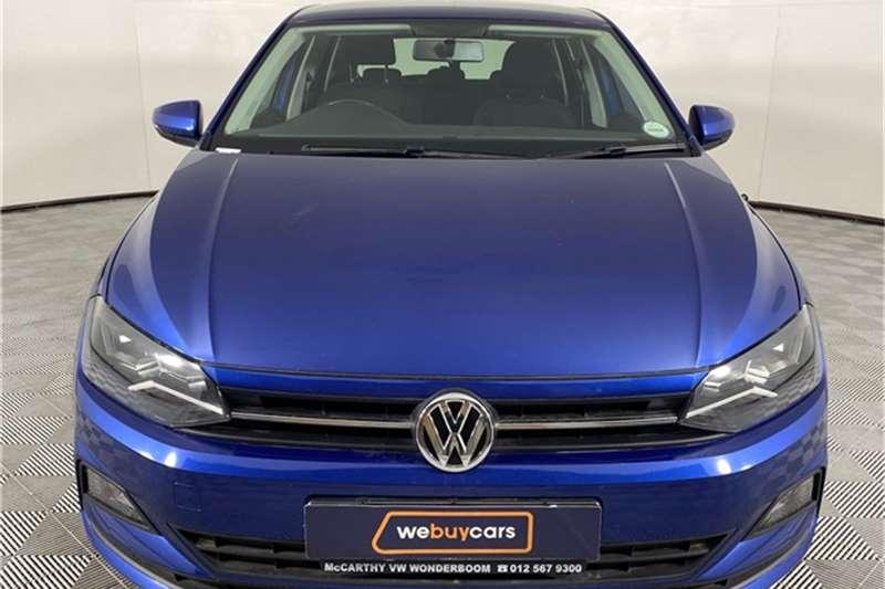 2018 VW Polo hatch POLO 1.0 TSI COMFORTLINE
