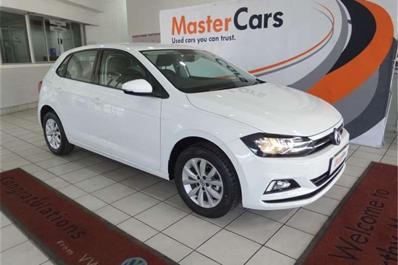 VW Polo hatch POLO 1.0 TSI COMFORTLINE 2019