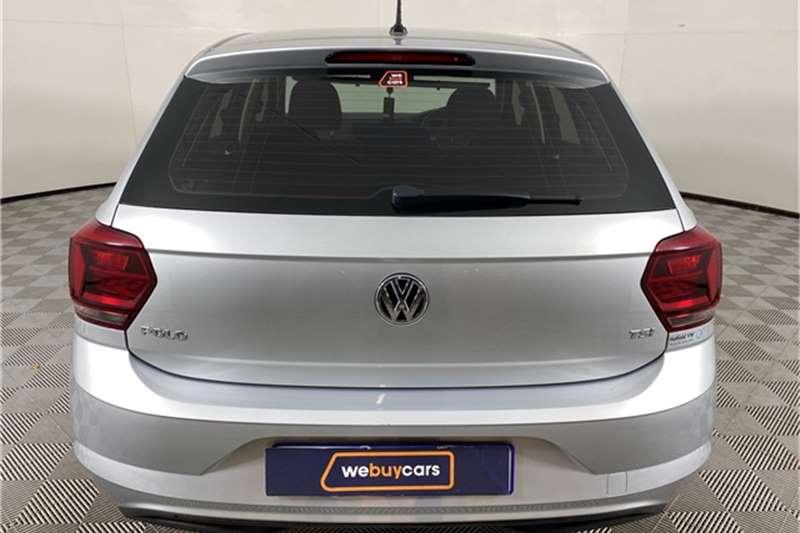 2019 VW Polo hatch POLO 1.0 TSI COMFORTLINE