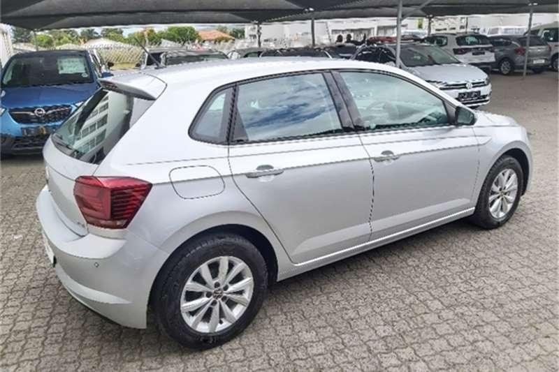 VW Polo Hatch POLO 1.0 TSI COMFORTLINE 2021