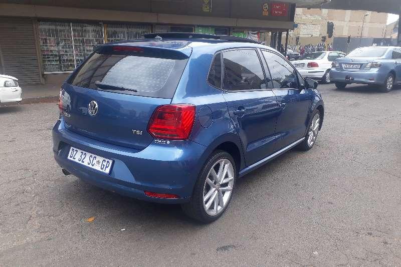 VW Polo Hatch POLO 1.0 TSI COMFORTLINE DSG 2015