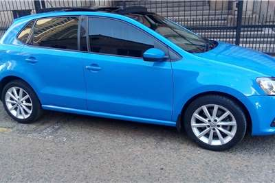 2015 VW Polo hatch POLO 1.0 TSI COMFORTLINE DSG