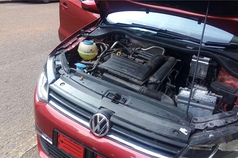 2017 VW Polo hatch POLO 1.0 TSI COMFORTLINE DSG