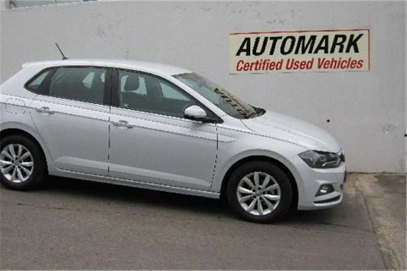 VW Polo Hatch POLO 1.0 TSI COMFORTLINE DSG 2018