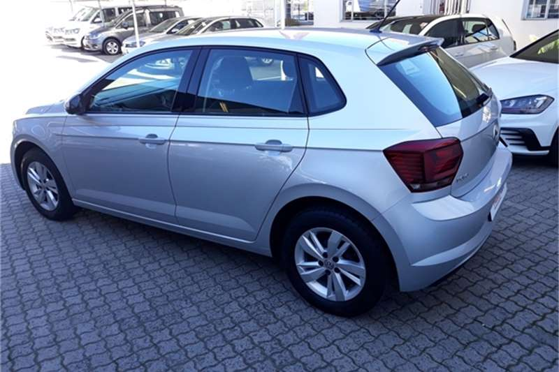 VW Polo Hatch POLO 1.0 TSI COMFORTLINE DSG 2019