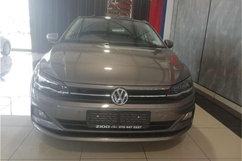2019 VW Polo hatch POLO 1.0 TSI COMFORTLINE DSG