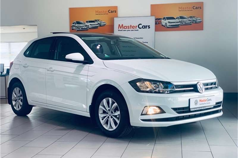 VW Polo Hatch POLO 1.0 TSI COMFORTLINE DSG 2020