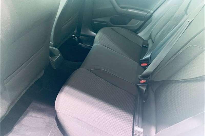 Used 2020 VW Polo Hatch POLO 1.0 TSI COMFORTLINE DSG