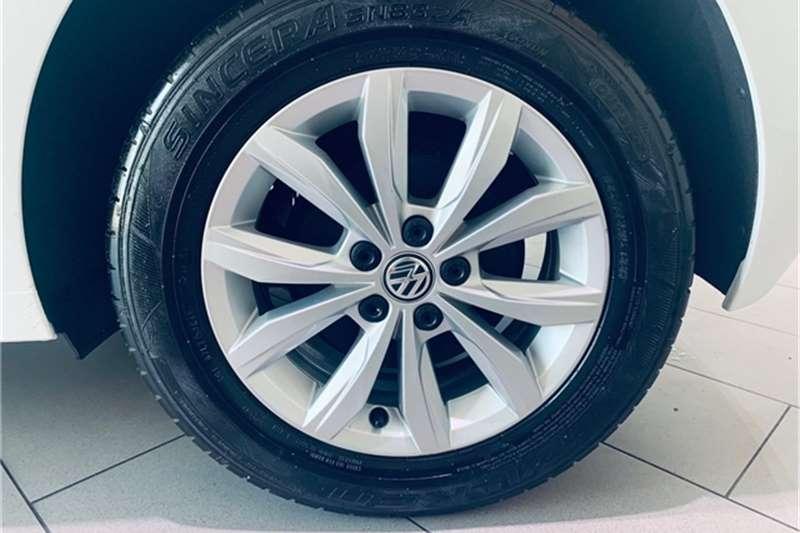 VW Polo hatch POLO 1.0 TSI COMFORTLINE DSG 2020