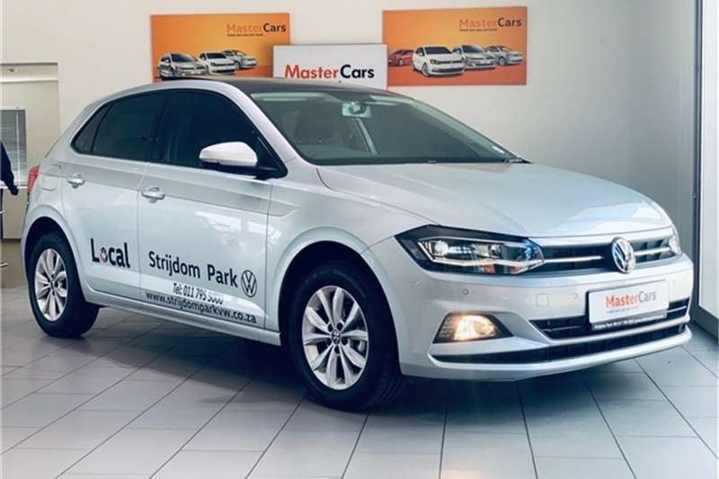 VW Polo Hatch POLO 1.0 TSI COMFORTLINE DSG 2021