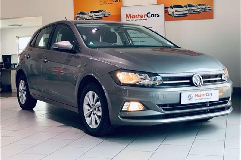 2021 VW Polo hatch POLO 1.0 TSI COMFORTLINE DSG