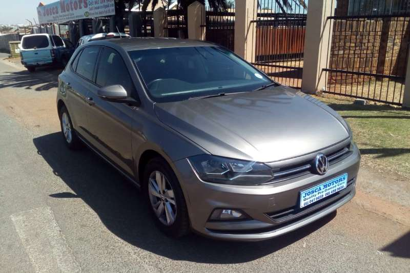 VW Polo Hatch POLO 1.0 TSI HIGHLINE (85KW) 2018
