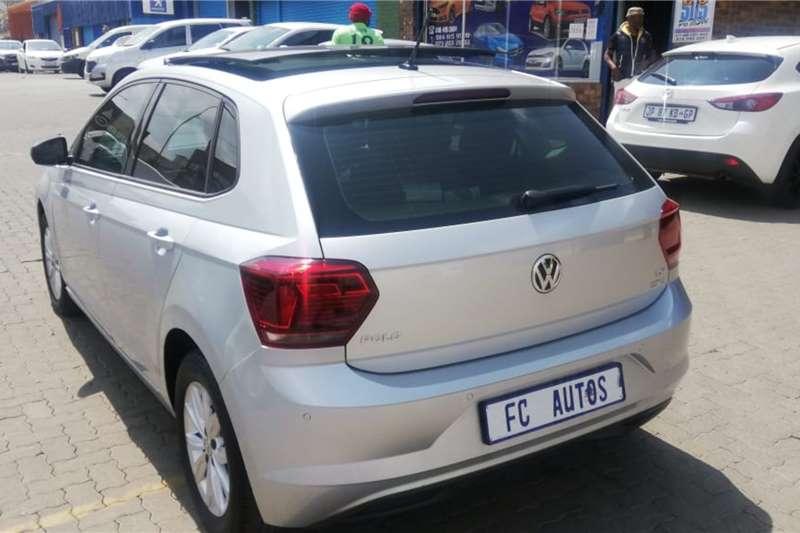 VW Polo Hatch POLO 1.0 TSI HIGHLINE (85KW) 2018