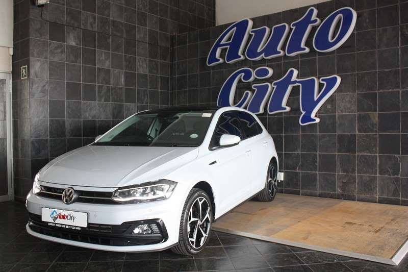 VW Polo Hatch POLO 1.0 TSI HIGHLINE (85KW) 2019