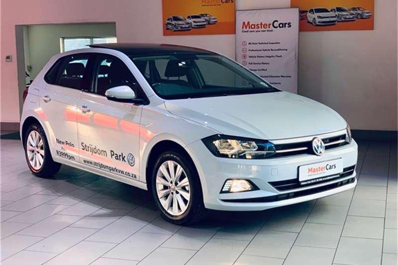 VW Polo hatch POLO 1.0 TSI HIGHLINE (85KW) 2019