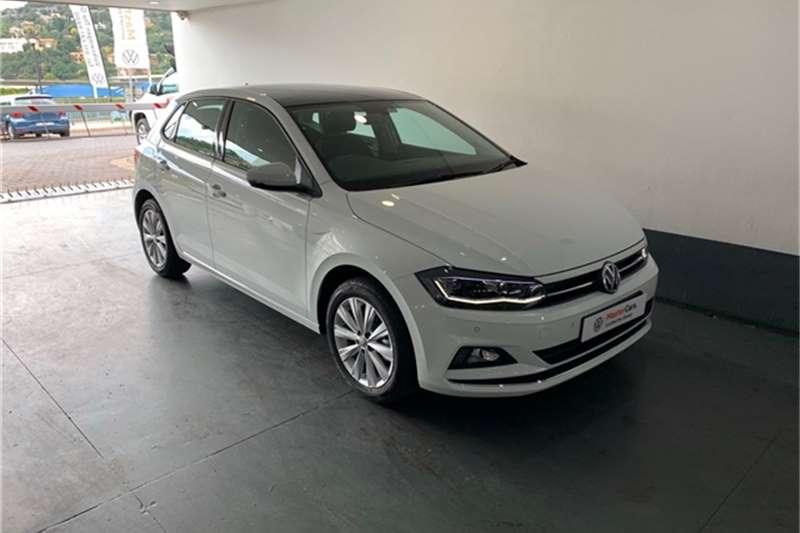 VW Polo Hatch POLO 1.0 TSI HIGHLINE (85KW) 2020