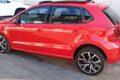 Used 2017 VW Polo Hatch POLO 1.0 TSI HIGHLINE DSG (85KW)