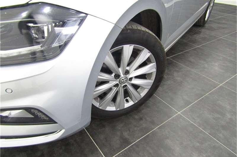 2018 VW Polo hatch POLO 1.0 TSI HIGHLINE DSG (85KW)