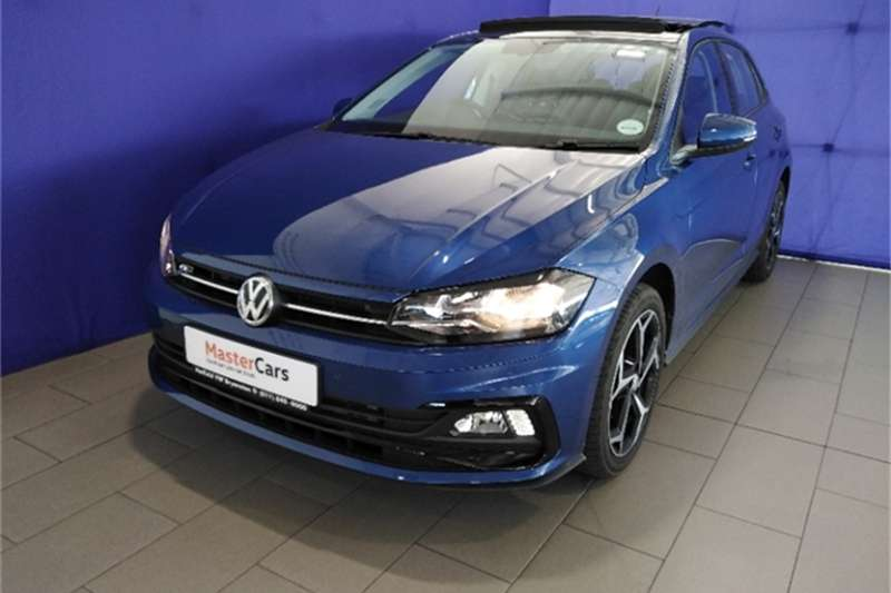 VW Polo Hatch POLO 1.0 TSI HIGHLINE DSG (85KW) 2019