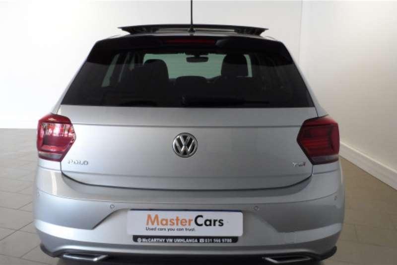 VW Polo Hatch POLO 1.0 TSI HIGHLINE DSG (85KW) 2020